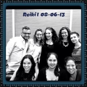 Reiki I class 080613