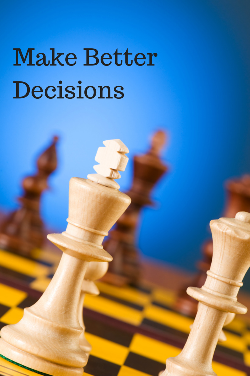 Making Better Decisions with Hypnosis 092314