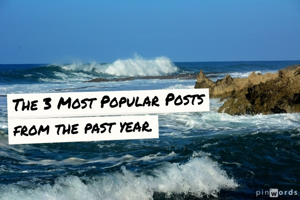 3 Most Popular Posts 011915