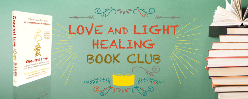 Love & Light Healing Book Club